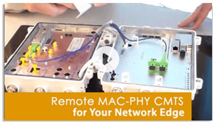 Remote MAC-PHY Video Microsite Slider