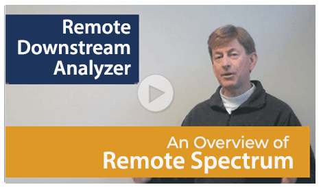 Remote Spectrum Microsite Video