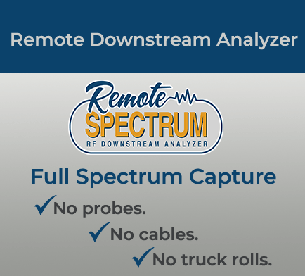 Remote Spectrum Mobile Slider Static Image