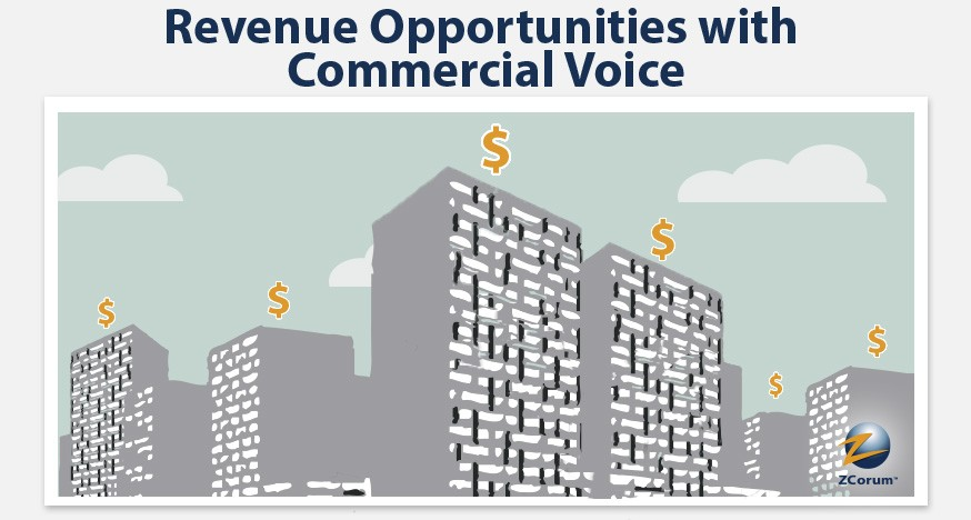 revenue opportunities with commercial voice header