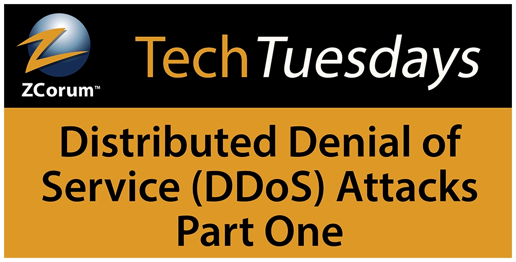 Tech Tuesday DDoS Attacks Part One