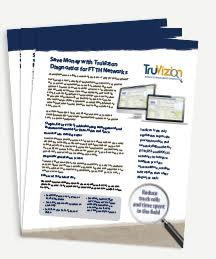 TruVizion DOCSIS FTTH DSL Product Sheets