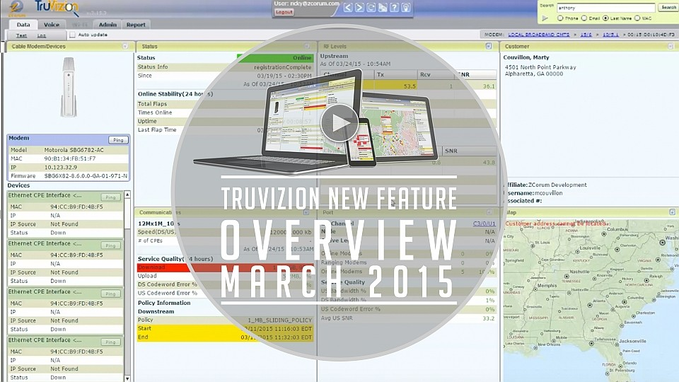 truvizion whats new march 2015
