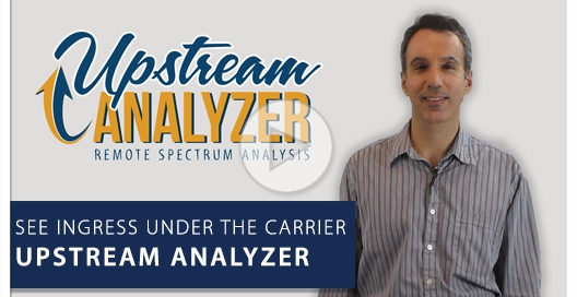 upstream analyzer ingress career rick main