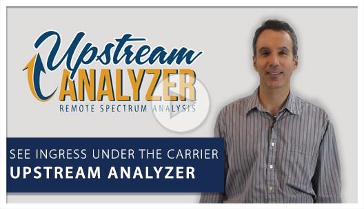 upstream analyzer ingress career rick main