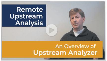 Upstream Analyzer Microsite Slider Video