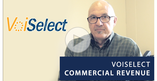 voiselect commercial revenue neal main