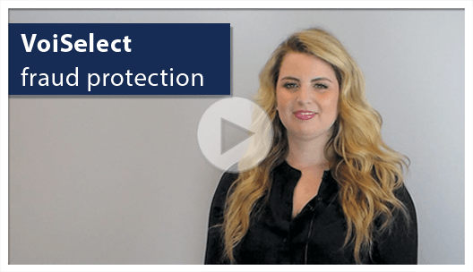 voiselect fraud protection play button main