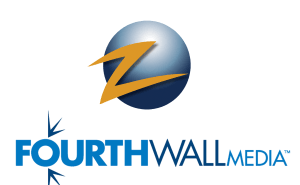 ZCorum FourthWall Media Logo