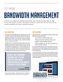 zito media bandwidth management case study cover